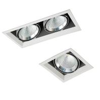 Карданные светодиодные светильники серия