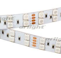 Светодиодная лента 5060 RT 2-5000 24V RGB 2X2-1