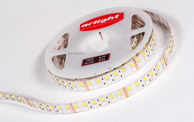 Светодиодная лента 5060 RT 2-5000 24V RGB-White 2x2-1