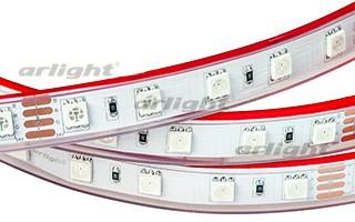 Светодиодная лента 5060 RTW 2-5000P 24V RGB 2X