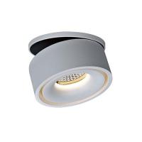 Светильник светодиодный, встраиваемый DL18618/01WW-R White
